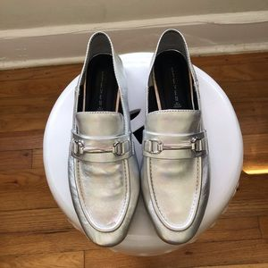 Steve Madden Seaton Leather Loafer 8 1/2